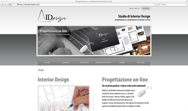 IDesign: progettazione di interni online