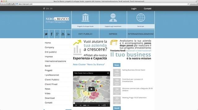 nerosubianco: consulenza e project management per progetti europei