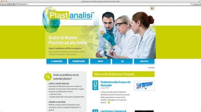 plastanalisi: analisi di laboratorio su materie plastiche