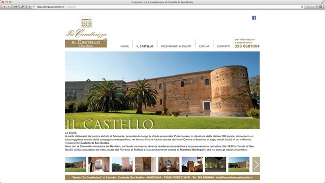 il Castello di San Basilio