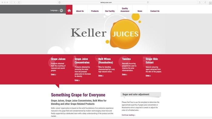Keller Juices