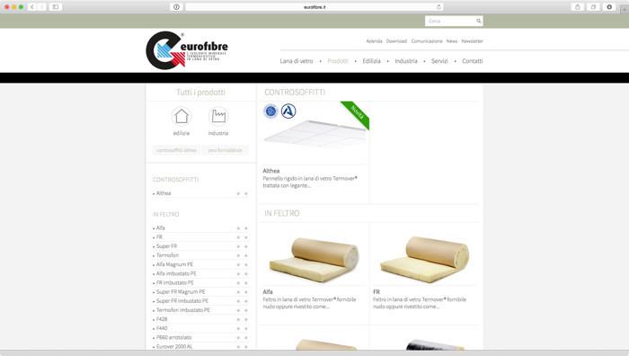 il catalogo prodotti