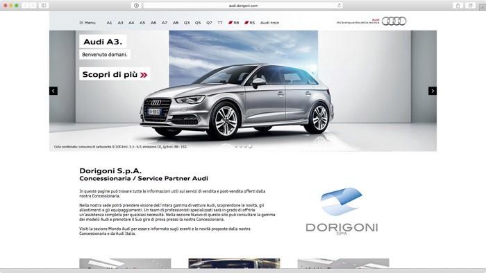 Audi Dorigoni