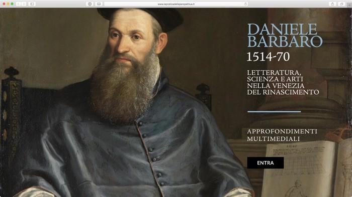 la Home Page del sito