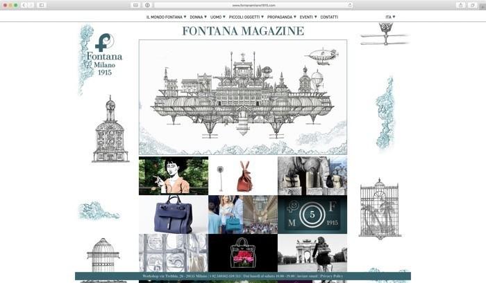 Fontana Magazine
