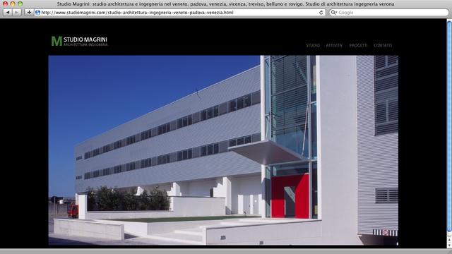 Home Page Studio Magrini