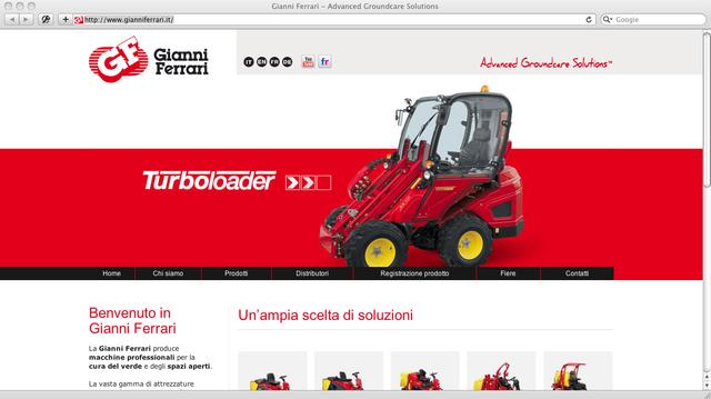 Gianni Ferrari: i modelli