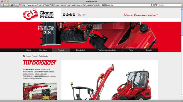 Gianni Ferrari: il dettaglio dei modelli